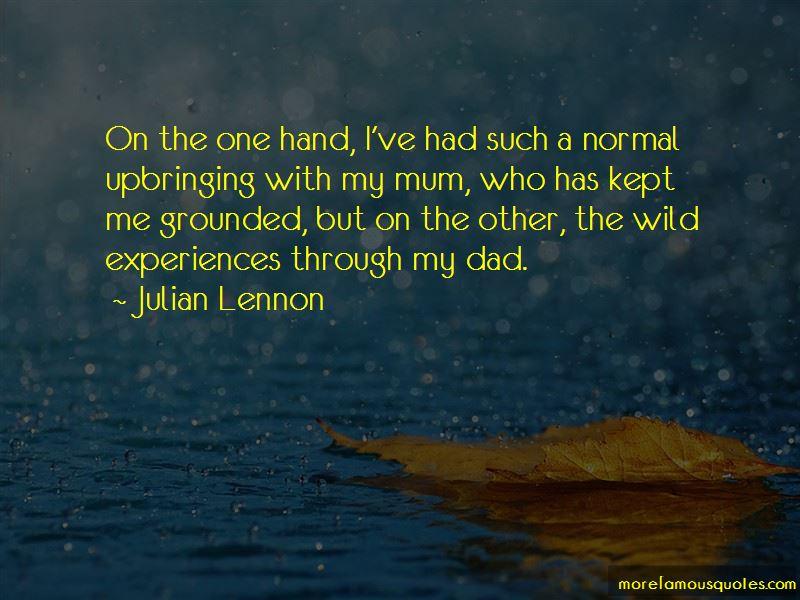 Julian Lennon Quotes Pictures 4