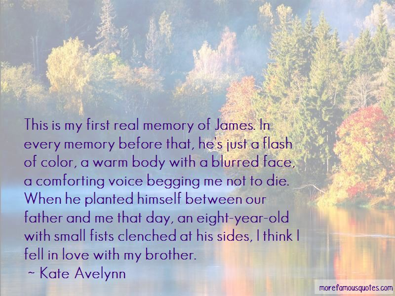 Kate Avelynn Quotes
