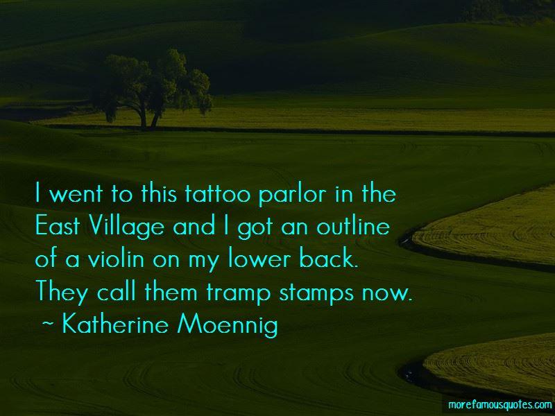 Katherine Moennig Quotes Pictures 3