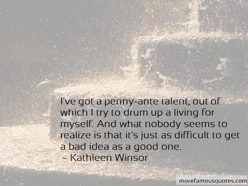 Kathleen Winsor Quotes Pictures 3