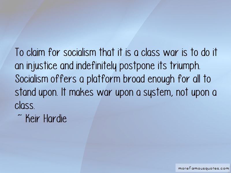 Keir Hardie Quotes Pictures 3