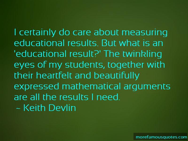 Keith Devlin Quotes