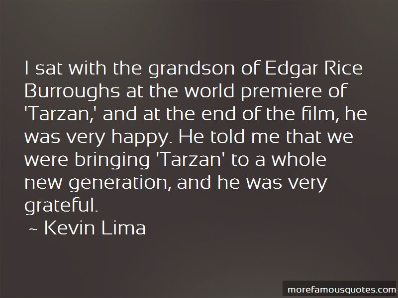 Kevin Lima Quotes Pictures 3