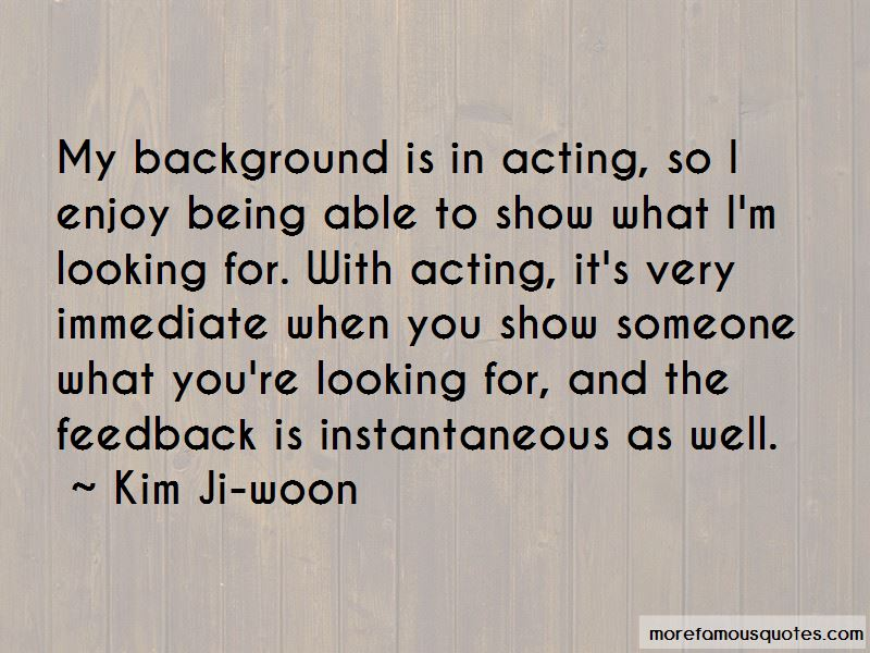 Kim Ji-woon Quotes Pictures 2