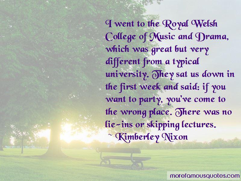 Kimberley Nixon Quotes Pictures 4