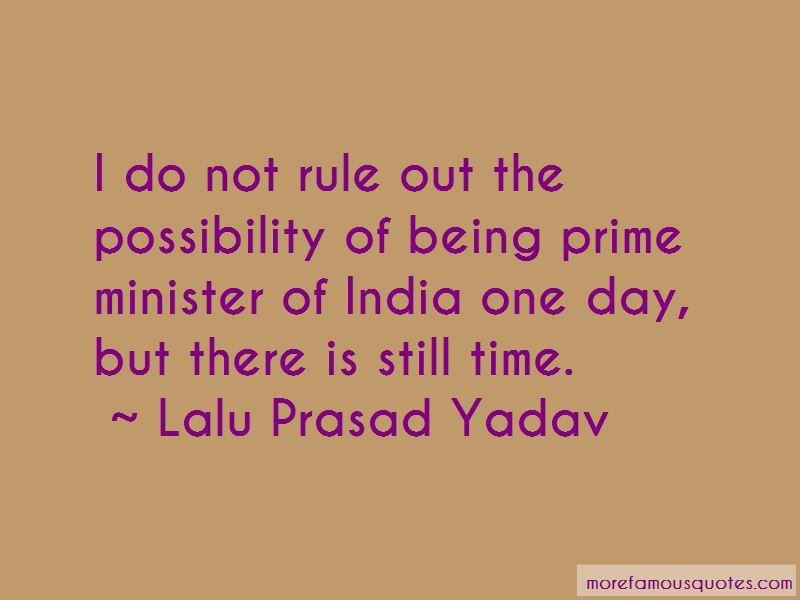 Lalu Prasad Yadav Quotes Pictures 2