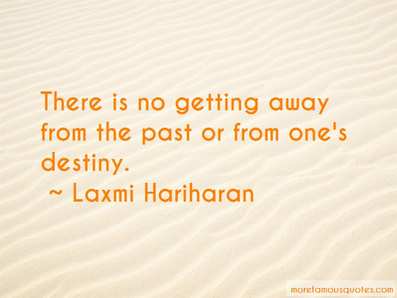 Laxmi Hariharan Quotes Pictures 2