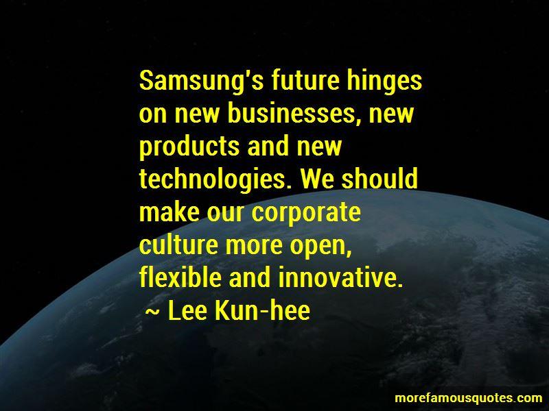 Lee Kun-hee Quotes Pictures 3