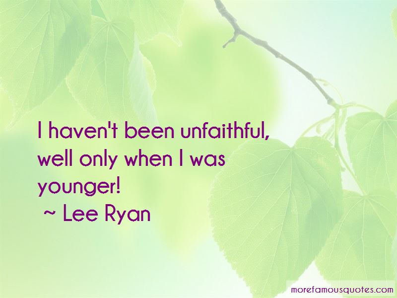 Lee Ryan Quotes Pictures 2