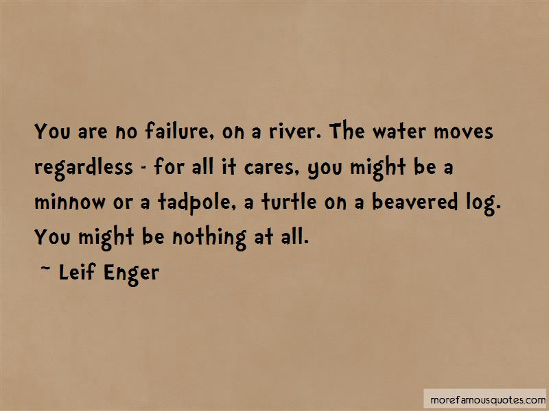 Leif Enger Quotes Pictures 2