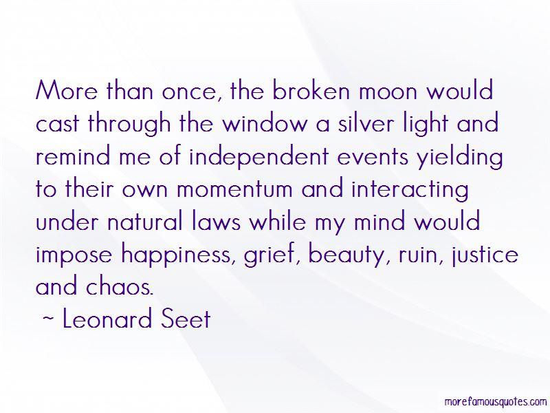 Leonard Seet Quotes Pictures 4