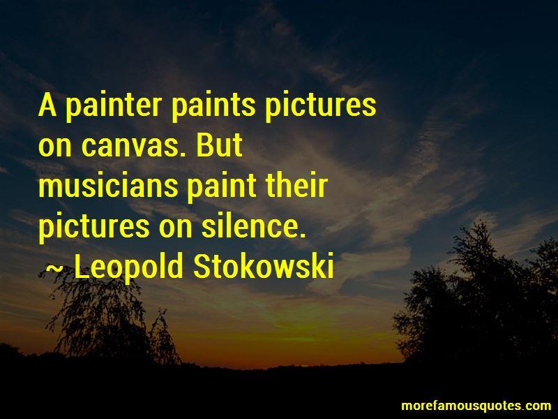 Leopold Stokowski Quotes Pictures 2