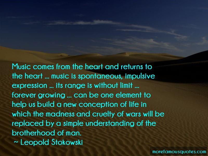 Leopold Stokowski Quotes Pictures 3
