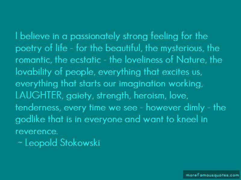 Leopold Stokowski Quotes