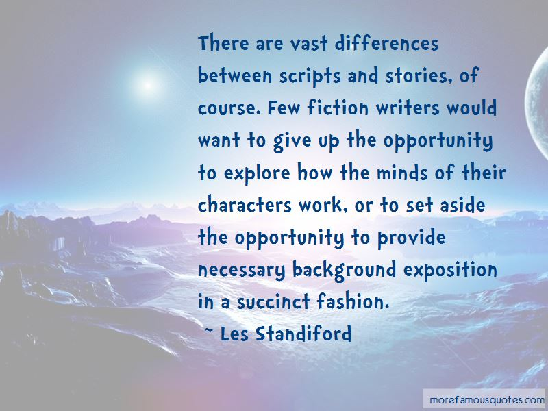 Les Standiford Quotes Pictures 3