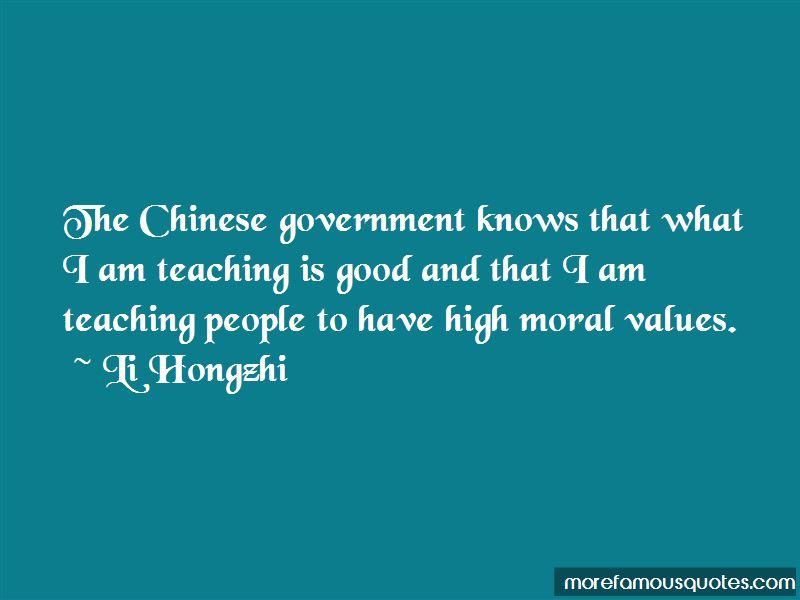 Li Hongzhi Quotes Pictures 4