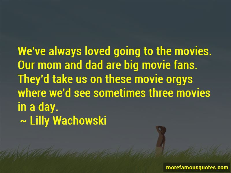 Lilly Wachowski Quotes Pictures 2