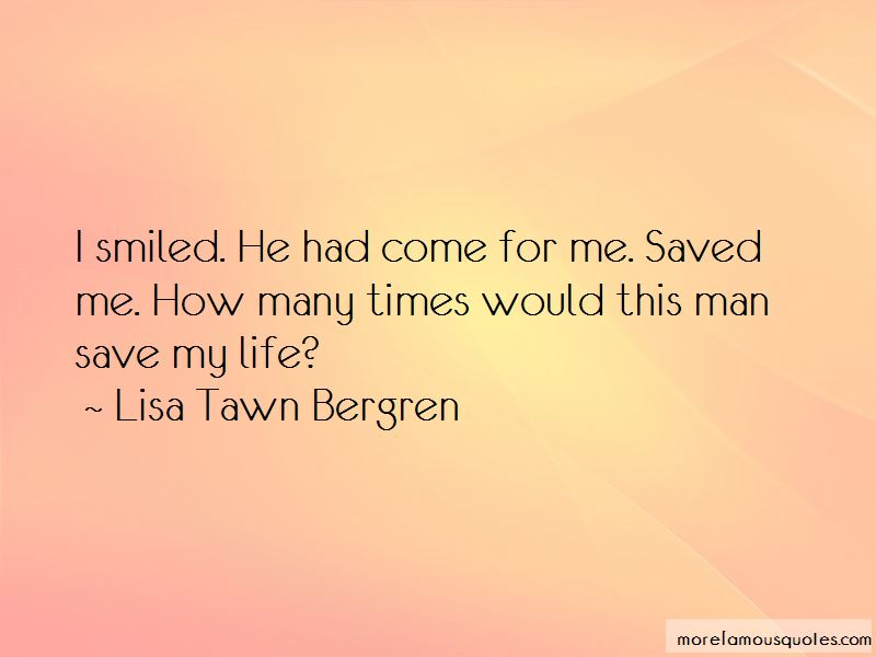 Lisa Tawn Bergren Quotes Pictures 4