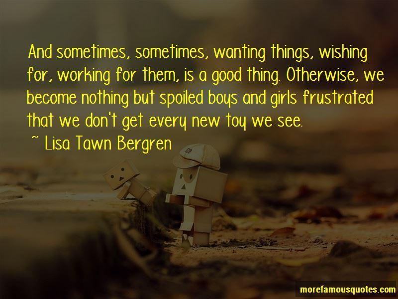 Lisa Tawn Bergren Quotes