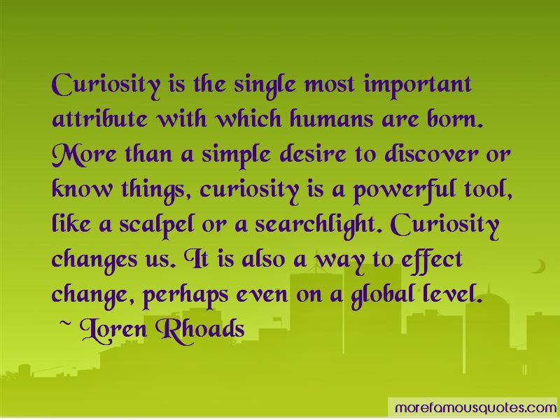 Loren Rhoads Quotes