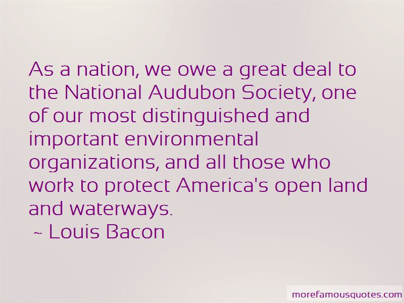 Louis Bacon Quotes Pictures 3