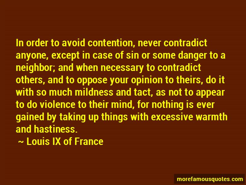Louis IX Of France Quotes Pictures 2