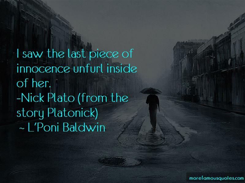 L'Poni Baldwin Quotes Pictures 3