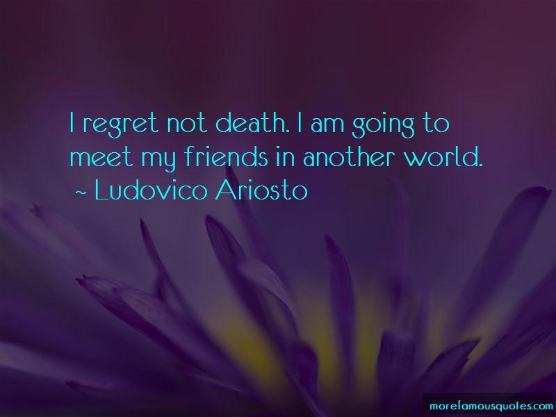 Ludovico Ariosto Quotes