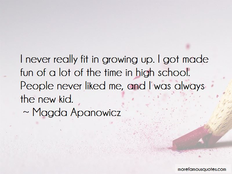 Magda Apanowicz Quotes Pictures 4