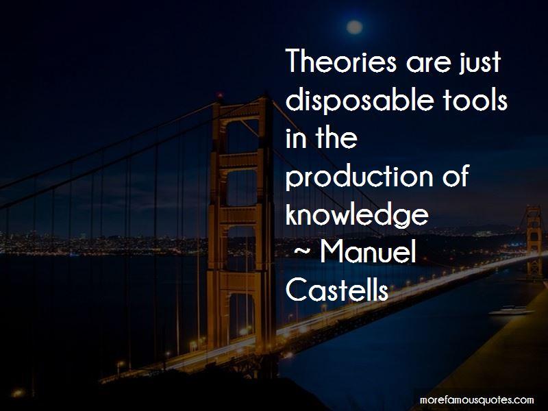 Manuel Castells Quotes Pictures 2