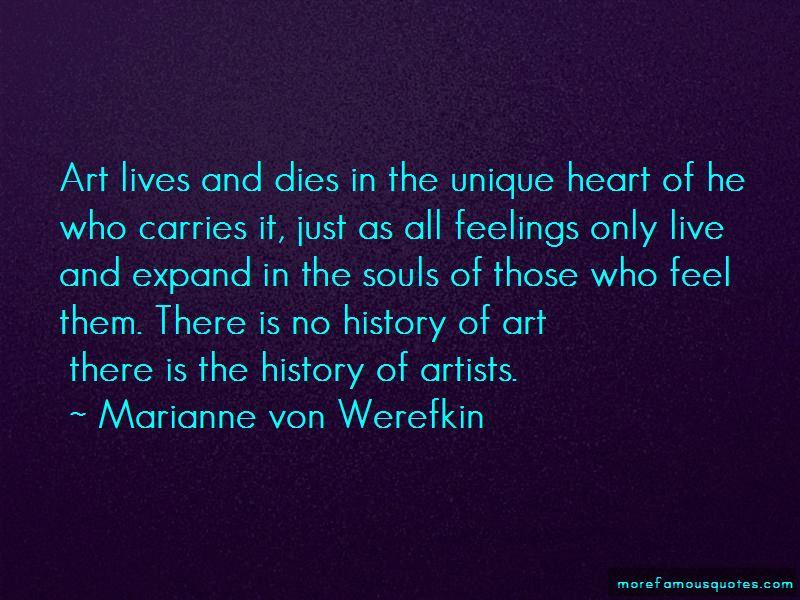Marianne Von Werefkin Quotes Pictures 2