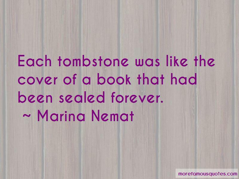 Marina Nemat Quotes