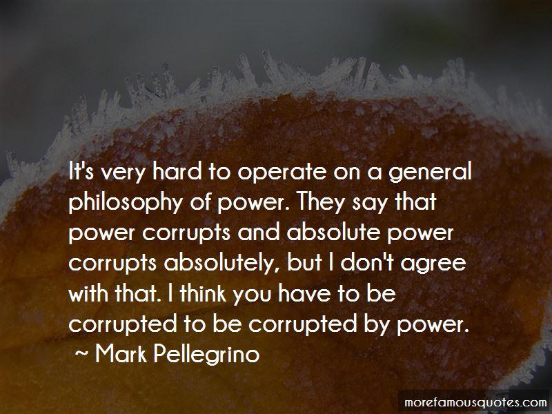 Mark Pellegrino Quotes