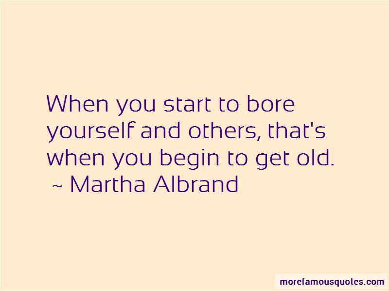 Martha Albrand Quotes Pictures 3