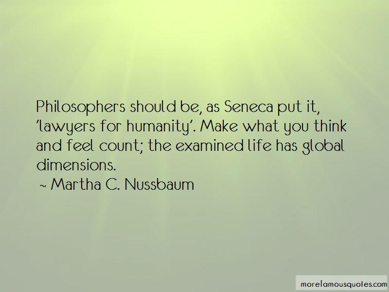 Martha C. Nussbaum Quotes Pictures 3