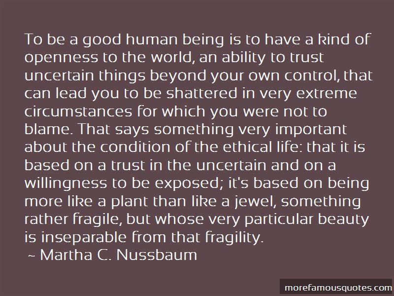 Martha C. Nussbaum Quotes