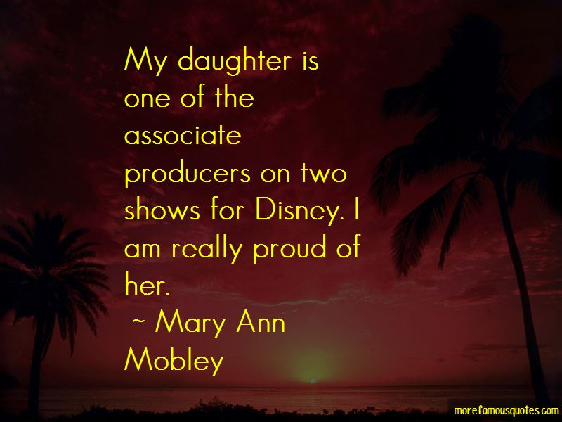 Mary Ann Mobley Quotes Pictures 3