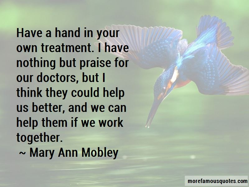 Mary Ann Mobley Quotes Pictures 4