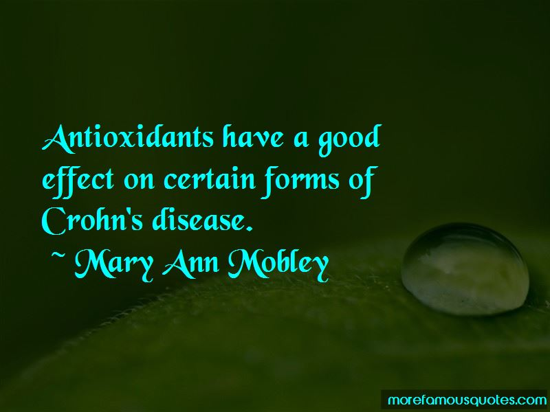 Mary Ann Mobley Quotes