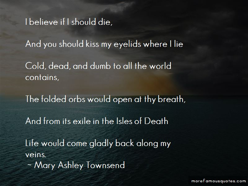 Mary Ashley Townsend Quotes Pictures 2