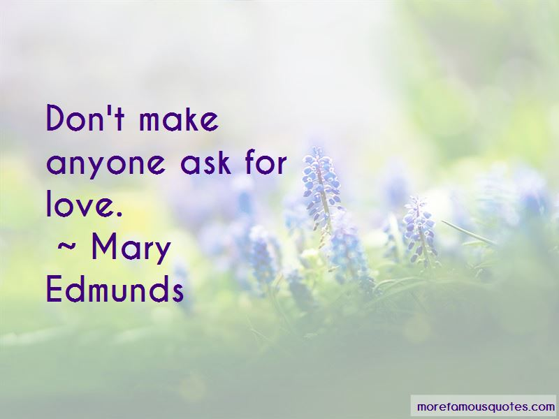 Mary Edmunds Quotes Pictures 3