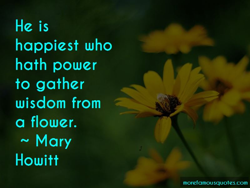 Mary Howitt Quotes Pictures 4