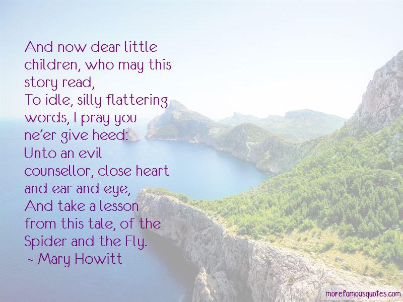 Mary Howitt Quotes