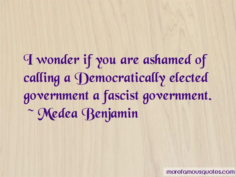 Medea Benjamin Quotes Pictures 2