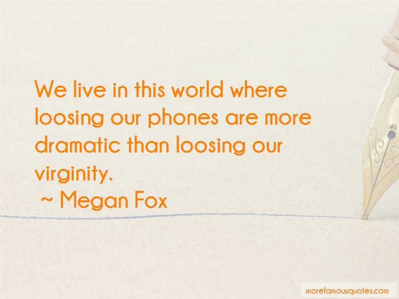 Megan Fox Quotes Pictures 2