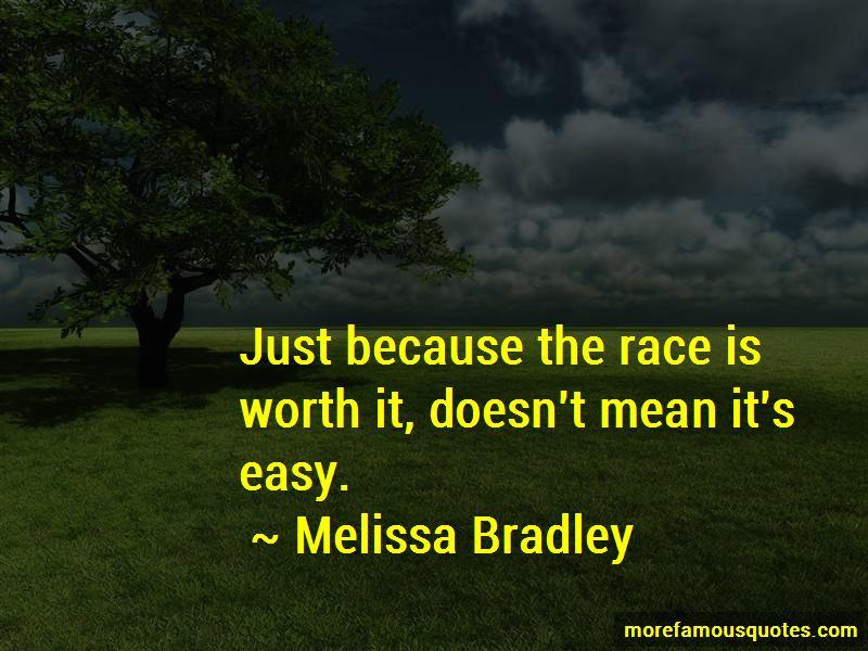 Melissa Bradley Quotes Pictures 2