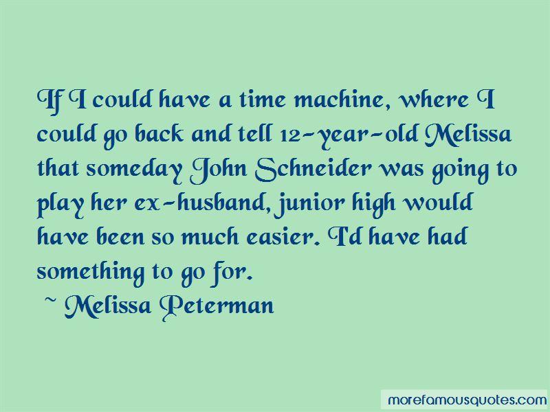 Melissa Peterman Quotes Pictures 2