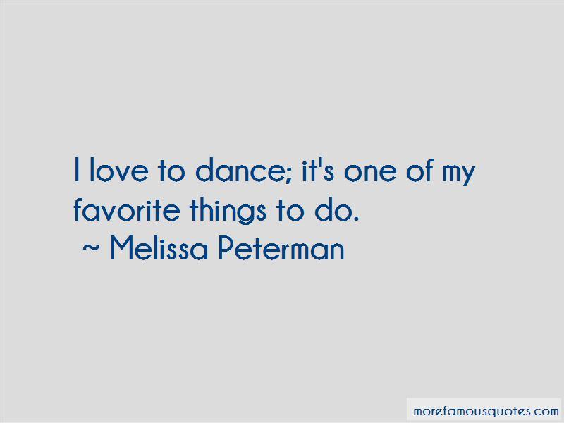 Melissa Peterman Quotes Pictures 3