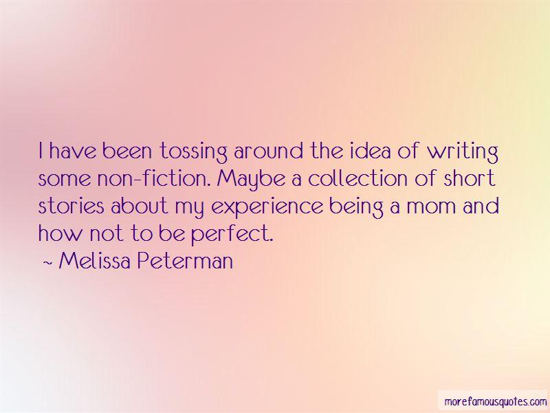 Melissa Peterman Quotes Pictures 4