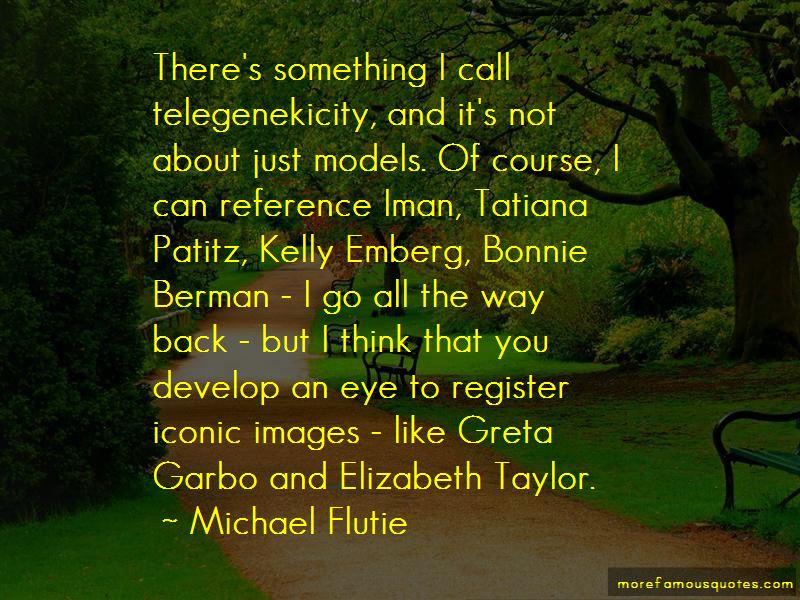 Michael Flutie Quotes Pictures 3